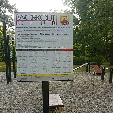 Workout hřiště image not found